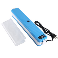 110V US Plug Multifunction Portable Household Food Vacuum Sealer Packaging Machine Film Sealer Vacuum Packer With LED Indicators