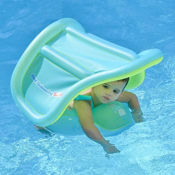 Baby Swimming Ring Inflatable Infant Floating Kids Float Swim Pool Accessories Circle Bath Inflatable Ring Toy For Dropship 1