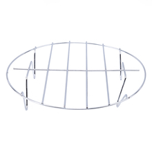 New High-Quality Pot Steamer Kitchen Cookware Round Stainless Steel Cooking Ware Steaming Rack Stand Kitchen Heating Supplies
