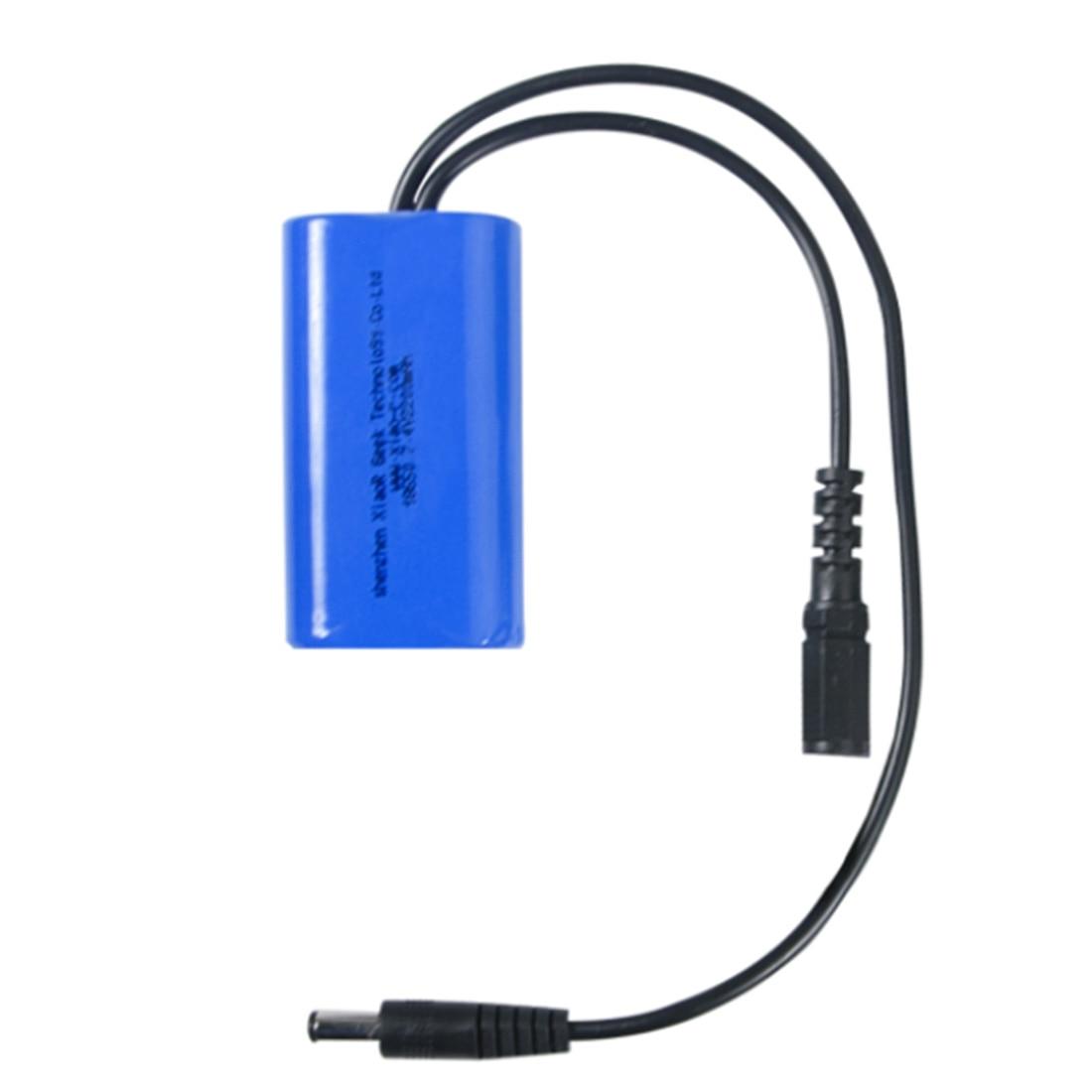 2200mAh 7.4V Lithium Battery Pack For Several Programming Vehicles For Children Kids Developmental Early Educational Toys Gift