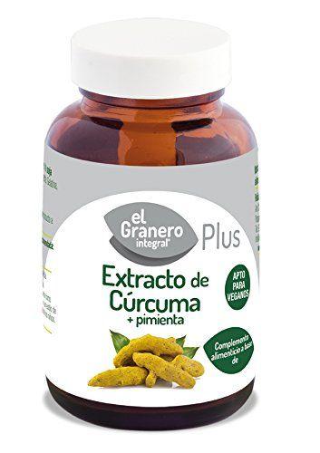 Curcuma Extract + Pepper 430mg 60vcaps