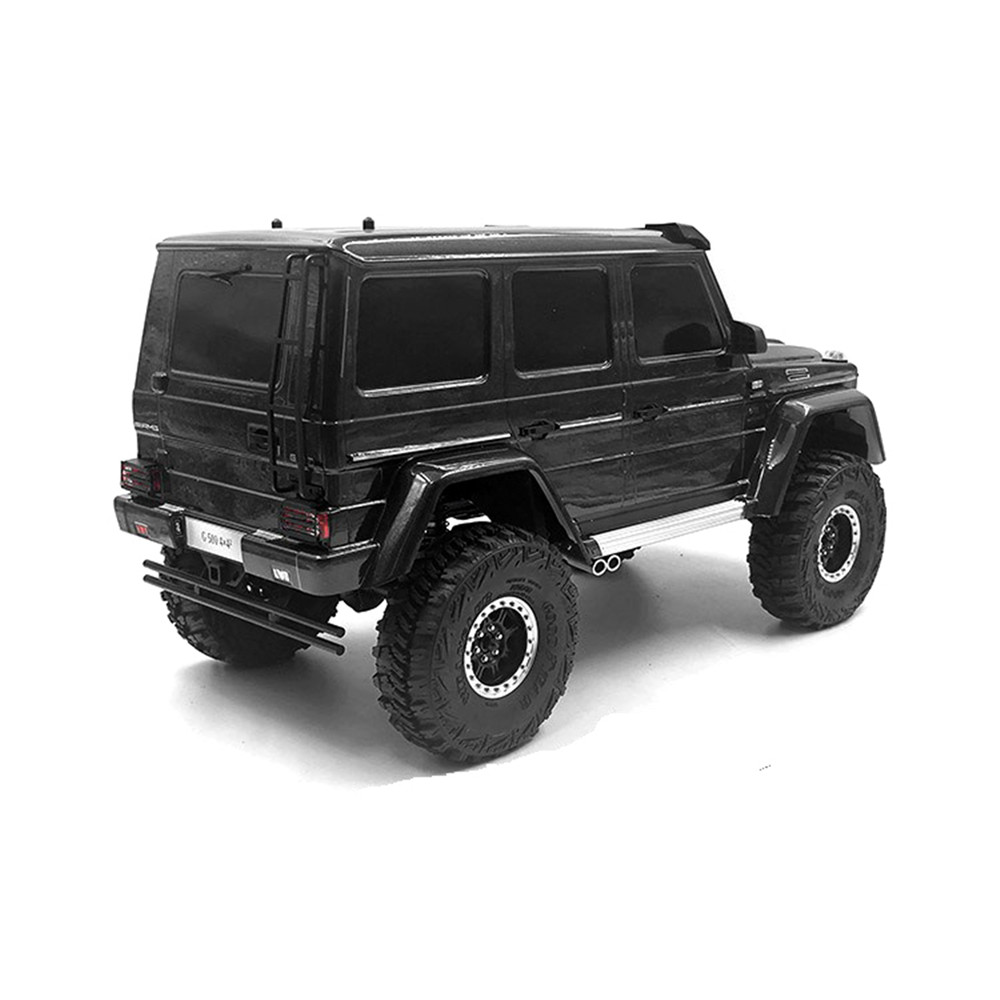 Front RearBumper RC Accessory For 1//10 Traxxas TRX4 Mercedes-Benz 6×6 G63 G500