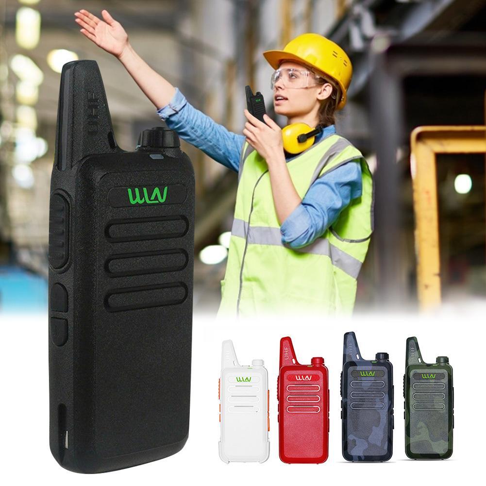 Мини портативный fm трансивер KD C1 двухстороннее радио Ham коммуникатор HF радиостанция Mi-Ni рация WLN KD-C1
