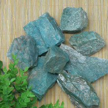 1kg natural Tianhe stone gravel hand-carved raw materials for Buddha decoration