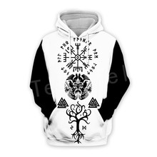 Tessffel Unisex Viking Tattoo Warriors Tracksuit NewFashion casual MenWomen 3DPrint Sweatshirts/Hoodie/shirts/Jacket s-1