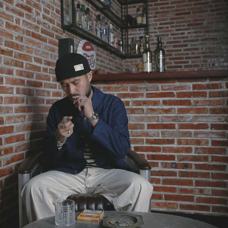 USN GUARDA CAP 80% Lana WW2 Replica del Knit di Inverno Caldo di Spessore Cap Vintage Militare Cappello Outdoor