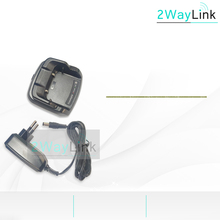 Oryginalna ładowarka biurkowa Quansheng TG UV2 Plus CDQ Q2 do radia Quansheng Ham TG UV2 Plus dwuzakresowy 10W