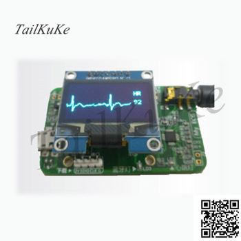 AD8232 ECG Heart Rate HRV Acquisition Development Board Bluetooth 4 Acquisition Monitoring Monitoring Sensor Module