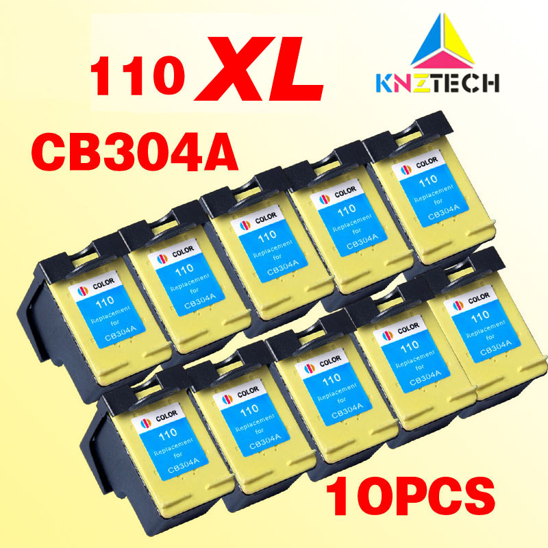 hotsell 110xl ink cartridge compatible for <font><b>hp110</b></font> 110 CB304A A310 A516 A526 A616 A626 A617 A320 printer image