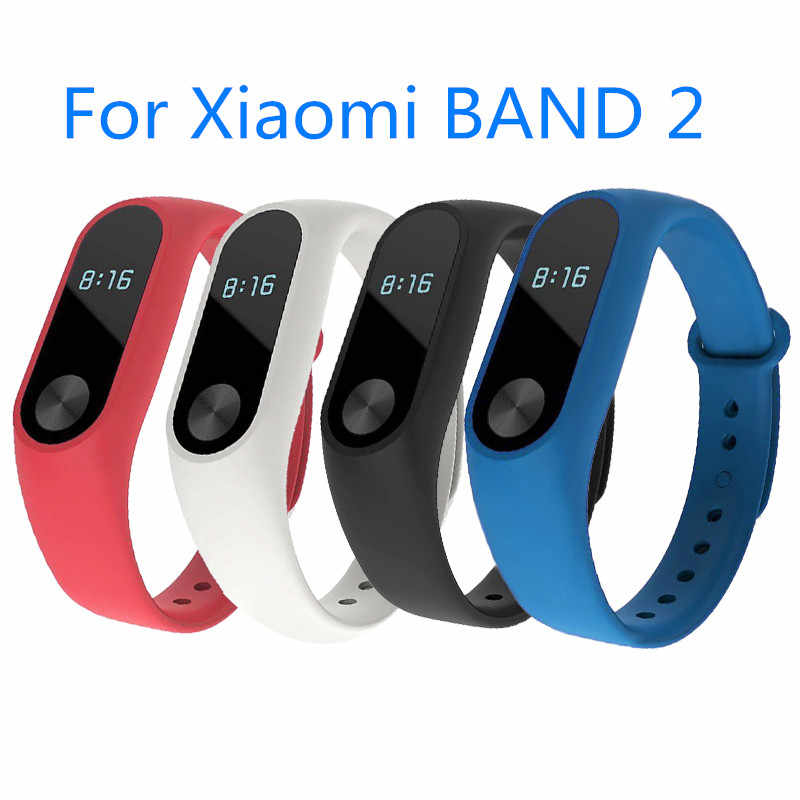For Scratch Mi Band 2 Pulseira Replacement Wristband Wrist Strap For Xiaomi 2 Smart Watch Bracelet For Sport Accessory