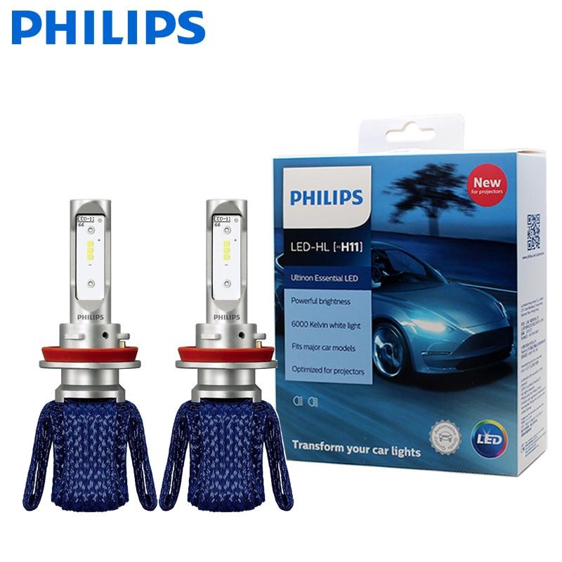 2x Philips Ultinon Essential Led Kit