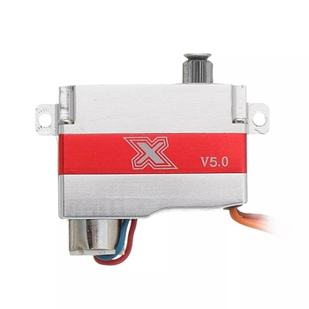 KST X08H V5.0 Metal Gear 8g Digital Servo for Fixed-wing Drone 1/8 1/10 RC Car Robot Arm Boat Helicopter