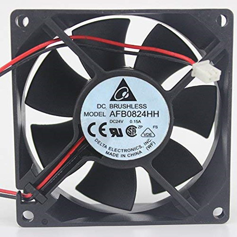 Taida AFB0824HH 24V 0.15A 8025 8cm Inverter Fan 6months Warranty title=