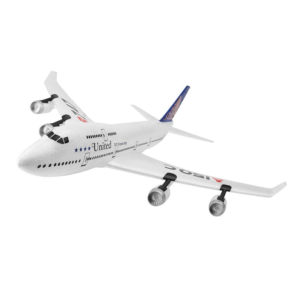 2020 nouveau drone A150-C Boeing B747 modèle RC avion 2 canaux télécommande avion jouets pour enfants enfants garçons 3