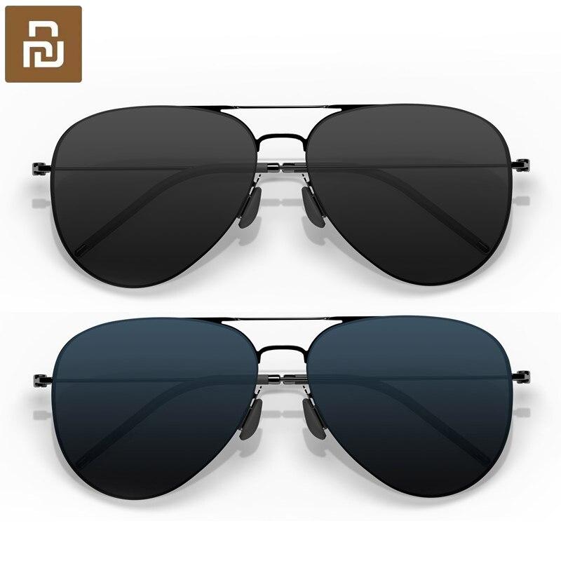 Youpin Turok Steinhardt брендовые нейлоновые Поляризованные солнечные очки из нержавеющей стали линзы 100% УФ-защита для путешествий на открытом возду...