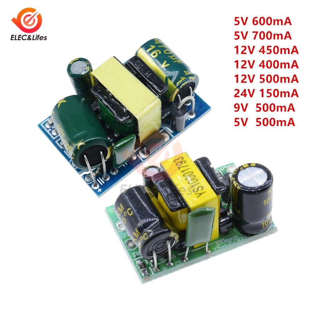 AC-DC 5V 700mA 12V 450mA 9V 500mA 3,5 Вт Высокая точность понижающий преобразователь переменного тока 220 В до 5 В DC понижающий Трансформатор источника питан...
