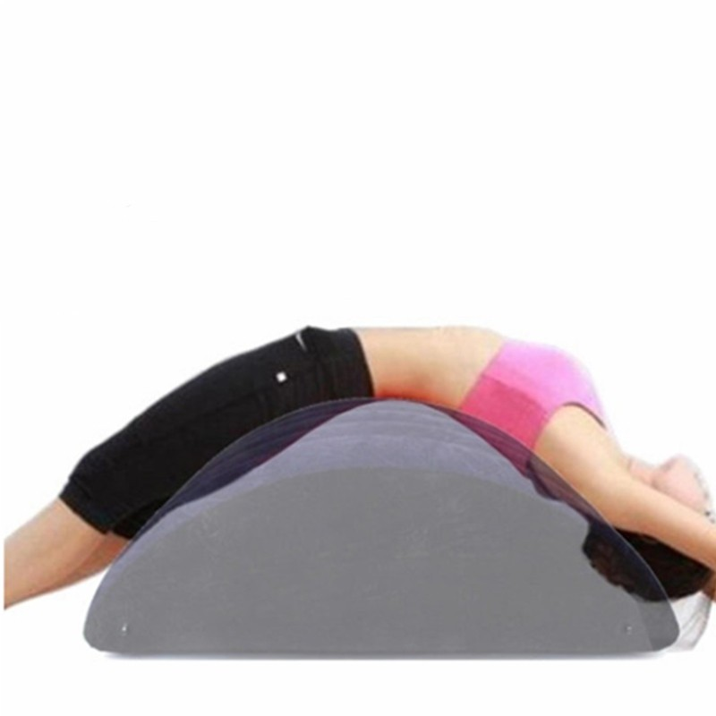 Inflatable Yoga Repair The Lumbar Spine Cervical Spine Fitness Pillow Cushion Mat Home Outdoor Balance Exercise Sofa Furniture