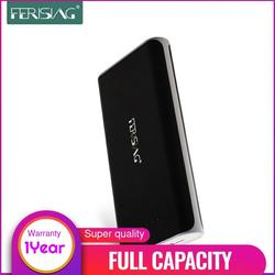 (100% Capacity) FERISING Power Bank External Battery Pack Portable Charger 20000mah PowerBank for Phone&Tablet Pover bank 18650