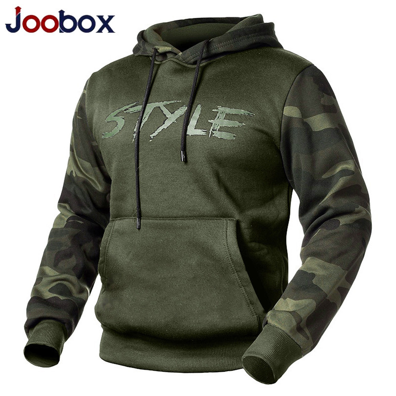 Tactical Men's Camouflage Hoodies Spring Autumn Casual Pullover Fleece Hooded Sweatshirt Male Military Hoody Jacket US Size XXL