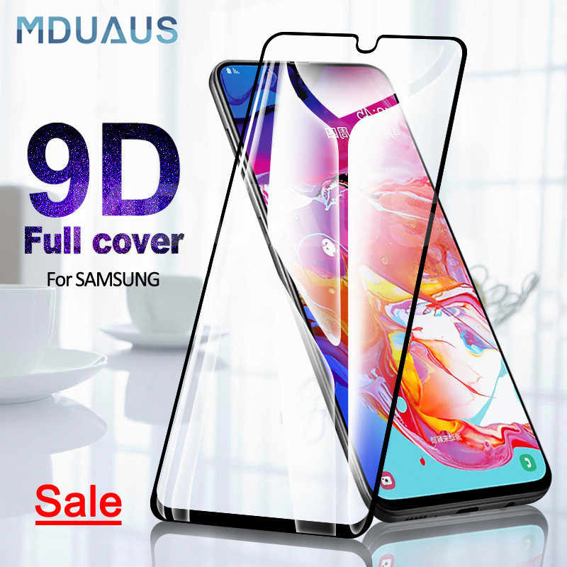 Tempered Glass For Samsung Galaxy A20E A40S A30 A50 Protective Glass Samsung A10 A20 A40 A60 A70 A80 A90 M10 M20 M30 M40 Film