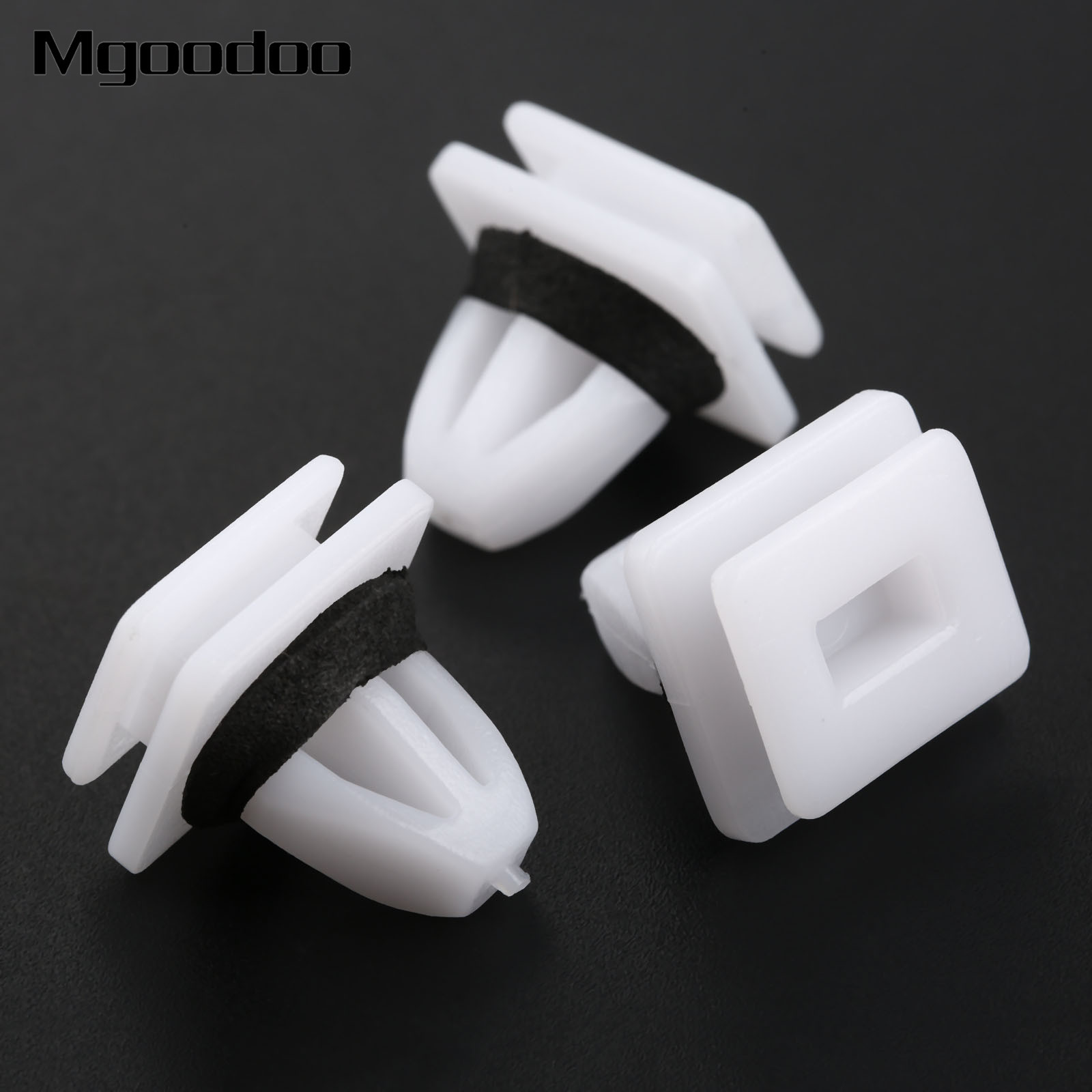 Rocker Moulding Trim Clips for Subaru 50x Side Skirt Sill Moulding Cover