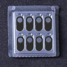 1 8Pcs kamera internetowa pokrywa migawki kamera internetowa bezpieczna ochrona prywatności na pulpitu Laptop telefon obiektyw kamery ochrony inteligentne akcesoria tanie tanio centechia CN (pochodzenie) Ochraniacz ekranu Dla dorosłych Dropship