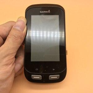 Image 1 - מקורי מלא LCD מסך עבור GARMIN קצה 1000 אופניים GPS LCD תצוגת מסך עם מסך מגע digitizer החלפת תיקון