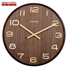 Bentwood настенные часы Norwegian Forest 16-дюймовый шпилька с вертикальным буквенным принтом для мальчиков немой Bentwood настенные часы на подставке, доступные в настоящее время, принимаем заказы на производство OEM