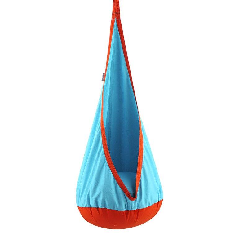 Creative Children Hammock Garden Furniture Swing Chair Indoor Outdoor Hanging Seat Child Swing Seat Patio Portable(China)