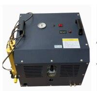 4500psi compressor high pressure compressor diving compressor with double filter for diving and breathe 110V 220V