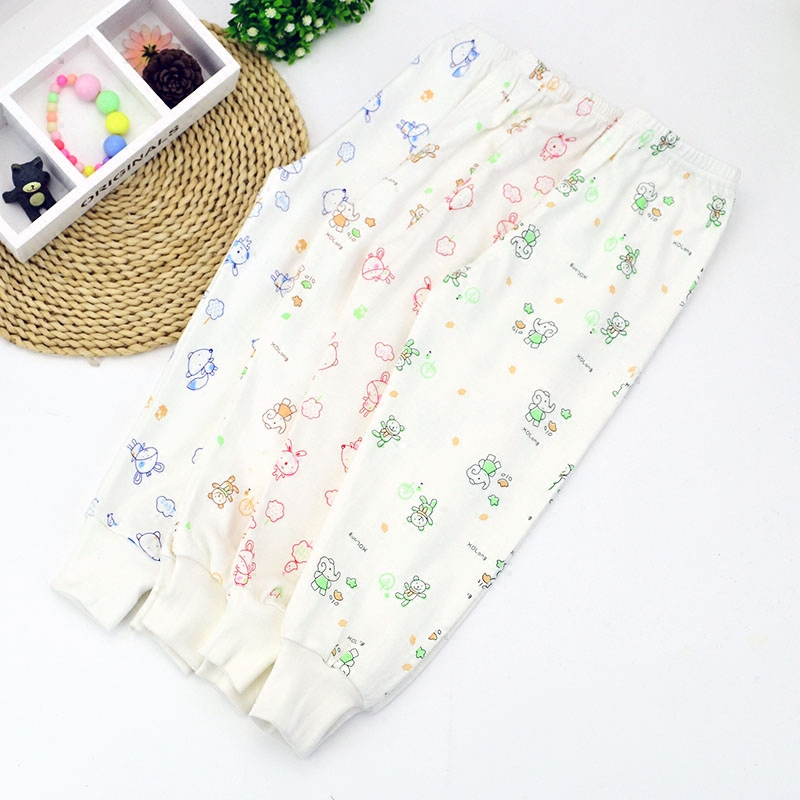 Pp-Pants Long-Trousers Baby Winter Cotton Warm Sale Cartoon Character . Boys