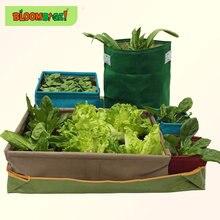 Полиэтиленовый коврик для посадки садоводства зеленый суперсветильник
