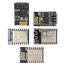 100 sztuk ESP8266 ESP01/ ESP 01S/ESP 07/ESP 12E/ESP 12F zdalny Port szeregowy WIFI moduł bezprzewodowy inteligentny system obudowy Adapter