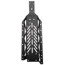 1 Pcs Black Metal Main Frame for 1/5 HPI Baja 5B Ss 5T 5Sc Rovan King Motor, Remote Control Toys