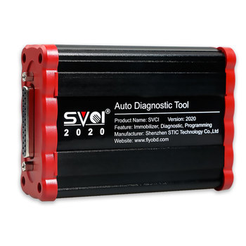 2020 SVCI (FVDI) Commander SVCI Diagnostic Tool with Full 21 Software Unlock Version in Stock