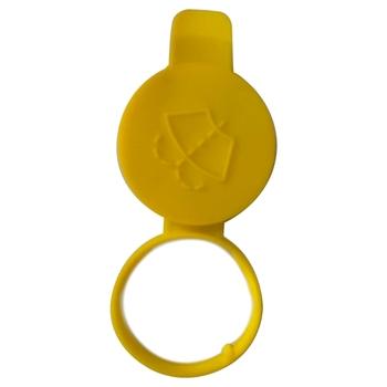 Przednia szyba samochodu podkładka butelka żółta zaślepka dyszy pokrywa zapasowa pokrywa pokrywa dla Saab 9-3 SS (03-) 9-5 (98-10) tanie i dobre opinie CN (pochodzenie) other 7HH1502042