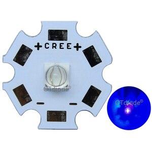 Image 4 - 10 50PCS 3W 3535 LED UV แสงสีม่วงชิป 365nm 385nm 395nm 420nm Emitter ไดโอด ULTRA VIOLET DIY
