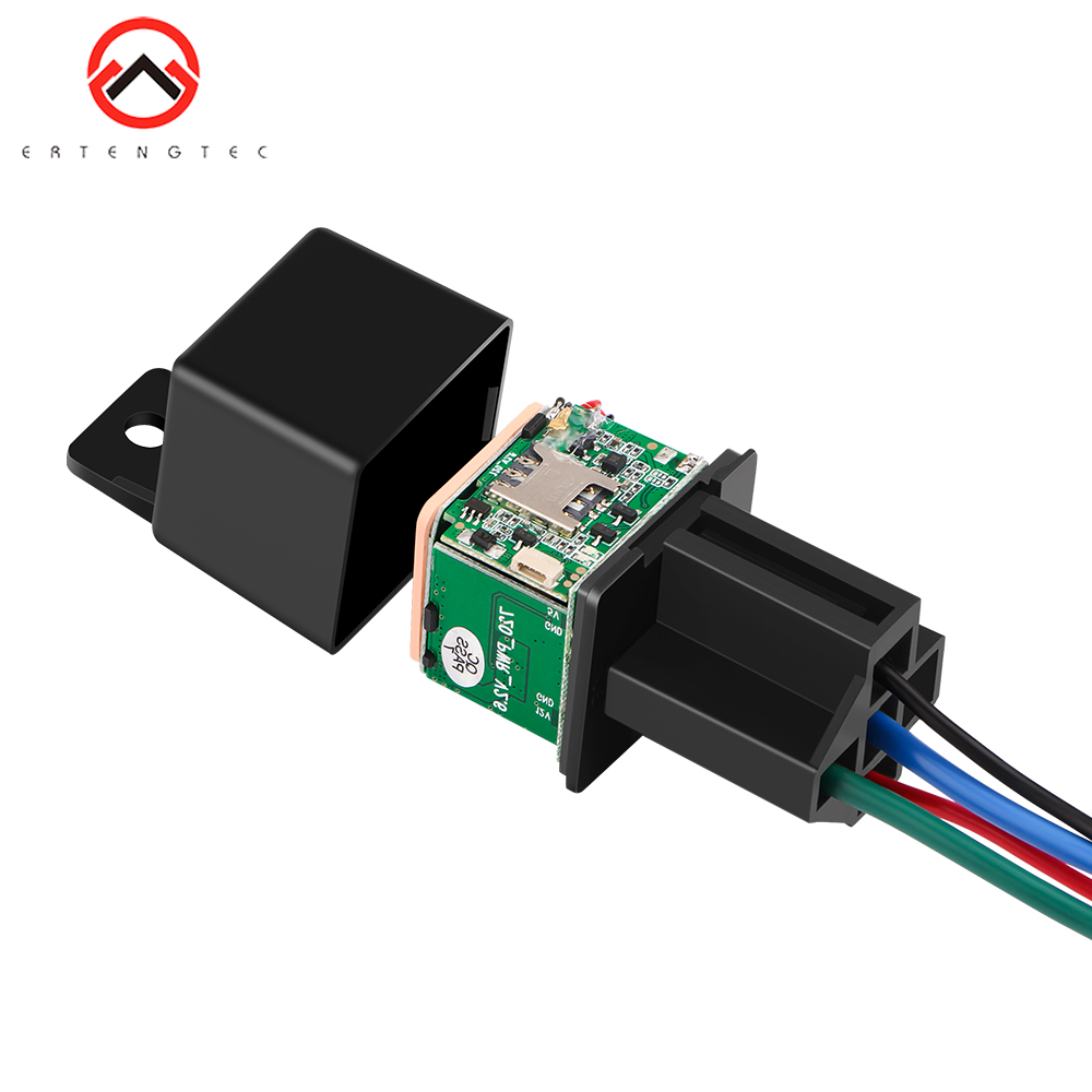 Newest MV720 Relay GPS Tracker Car Remote Control Anti-theft Shock Overspeed Alarm Cut Oil GPS Vehicle GPS Car Tracker FREEAPP