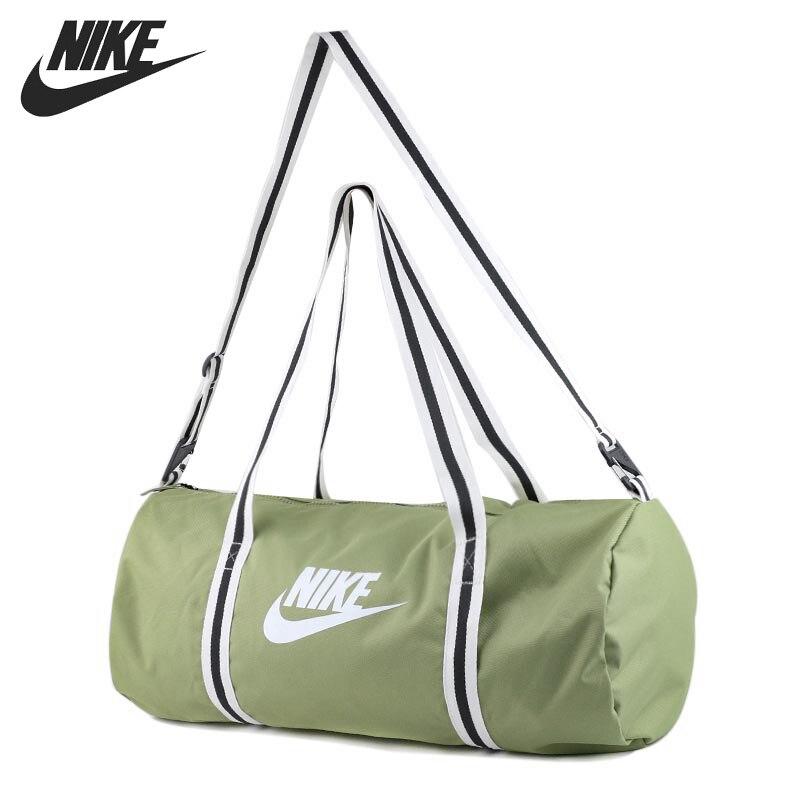 Original New Arrival  NIKE NK HERITAGE DUFF  Unisex  Handbags Sports Bags