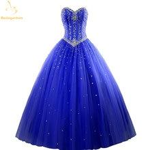 Bealegantom 2021 новые Бальные платья бисер шифоновое платье