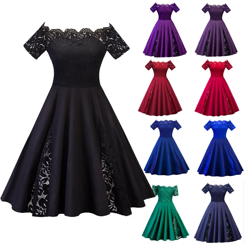 Halloween Medieval Cosplay For Women One Shoulder Sexy Lace Victoria Retro Dress Carnival Festival Court Party  Plus Costumes