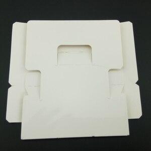 Image 5 - Bandeja de inserción interna de cartón de repuesto, para Cartucho de juego GBA o GBC, versión japonesa, 10 Uds.