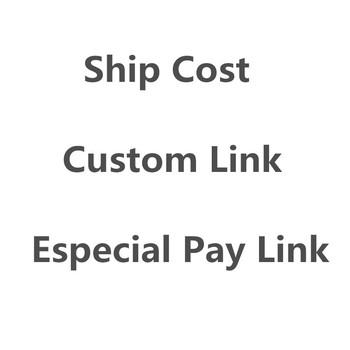 Kupujący VIP specjalny Link do zapłaty za koszt statku DHL FedEx UPS TNT #8230 lub Link do produktów niestandardowych dla VIP tanie i dobre opinie Brak CN (pochodzenie) Moda GEOMETRIC