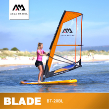Paddle-Boards Windsurfing-Board Stand-Up Aqua Marina Sup Inflatable Water-Sport BLADE