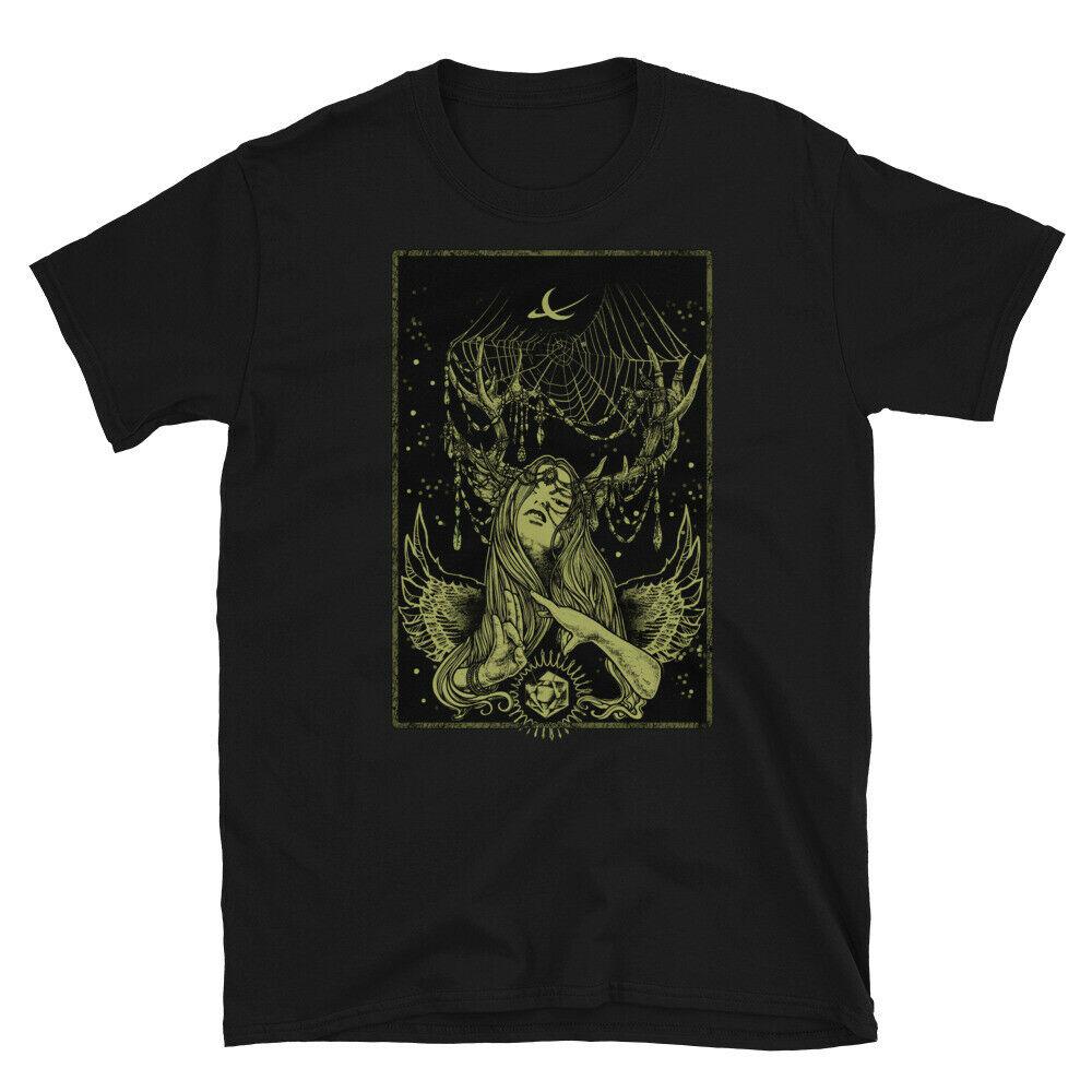 Золотой Джошуа футболка Gypsy языческие колдуньи футболка