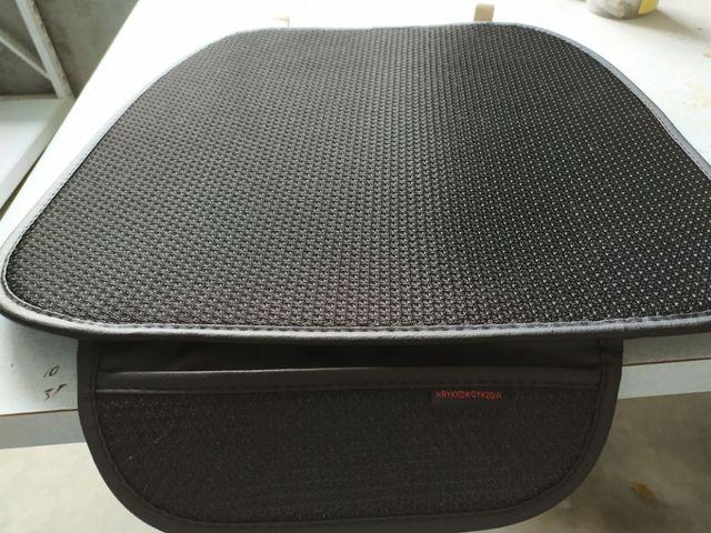 HRYKXDMQYKZGW  Car seat cushion 3D Ventilation and cool car auto Seat Cushion Seat headrest Pad Chair Cushion Mat