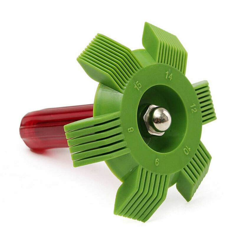 Universal Plastic Car Air Conditioner Fin Repair Comb Cooler Condenser Evaporator Auto Cooling System Tool