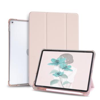 IPad Pro 12 9 etui 2021 Pro 11 etui 2020 Air 4 etui iPad 8 generacji etui 10 2 iPad 9 7 5 6 etui Mini 5 tanie i dobre opinie HAIMAITONG Powłoka ochronna skóry CN (pochodzenie) Stałe Dla apple ipad Do iPada Pro 12 9 cala Na co dzień wodoodporne