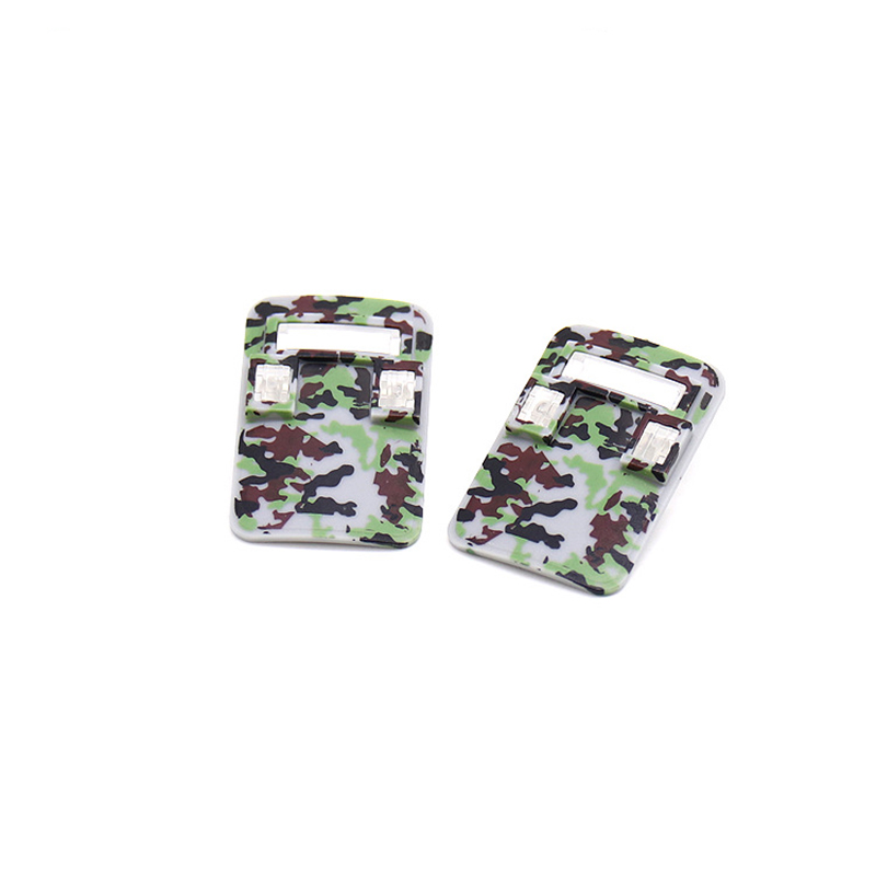New Sale LegoINGlys Military Camouflage Shield SWAT Army Police Figure Parts Accessories Model Building Blocks Brick Toys Gifts
