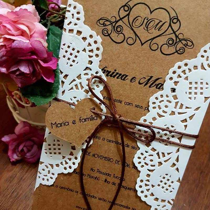 Papier décoratif en dentelle fleurie 200 pièces | Cônes de décoration pour mariage, emballage cadeau, fournitures de décor pour fête prénatale anniversaire
